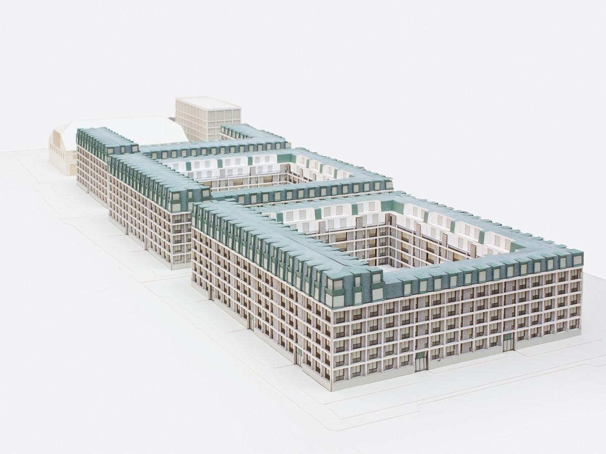 Isarwerk – Wohnraum in München