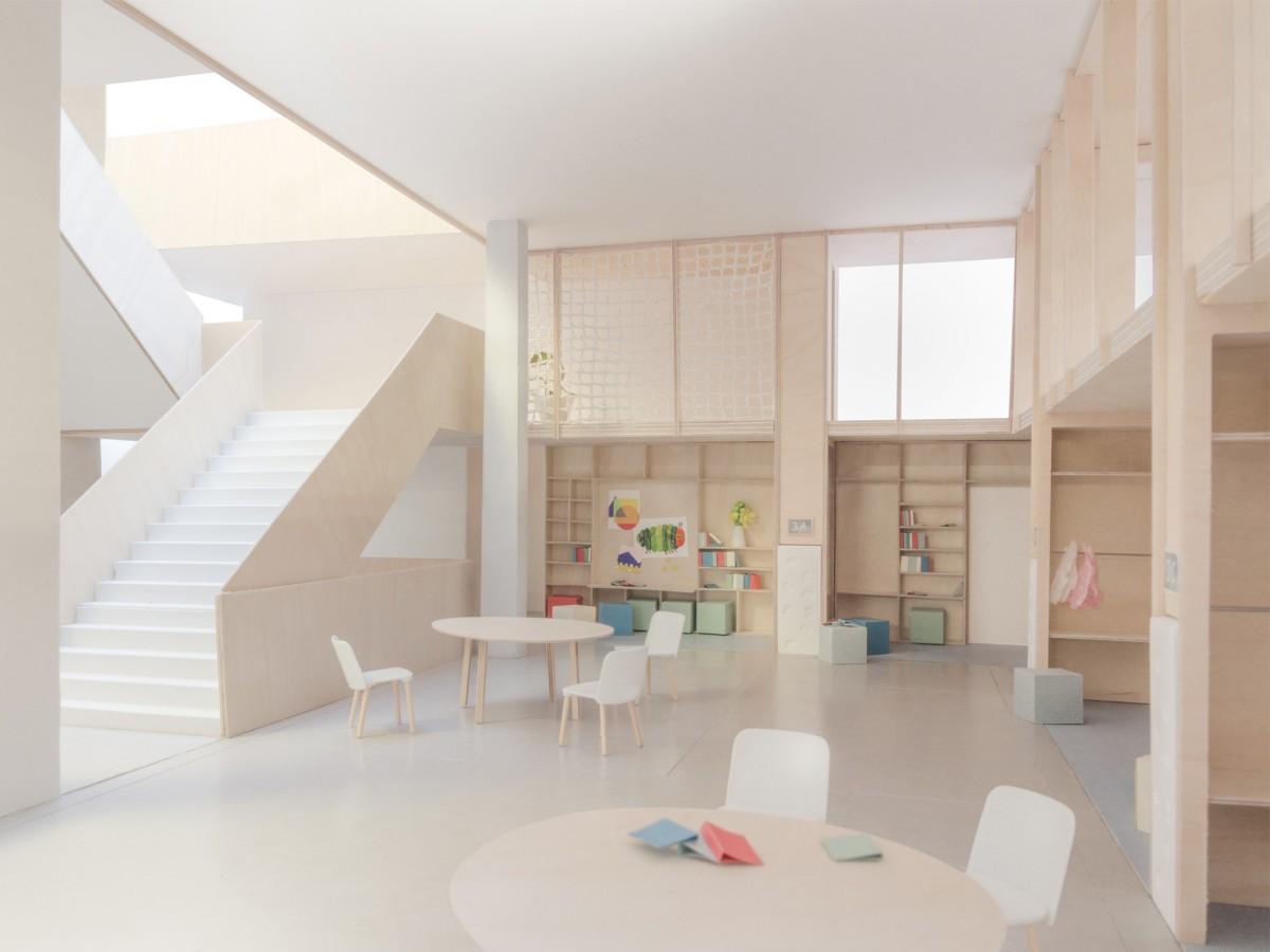 Grundschule – Neues Raumkonzept