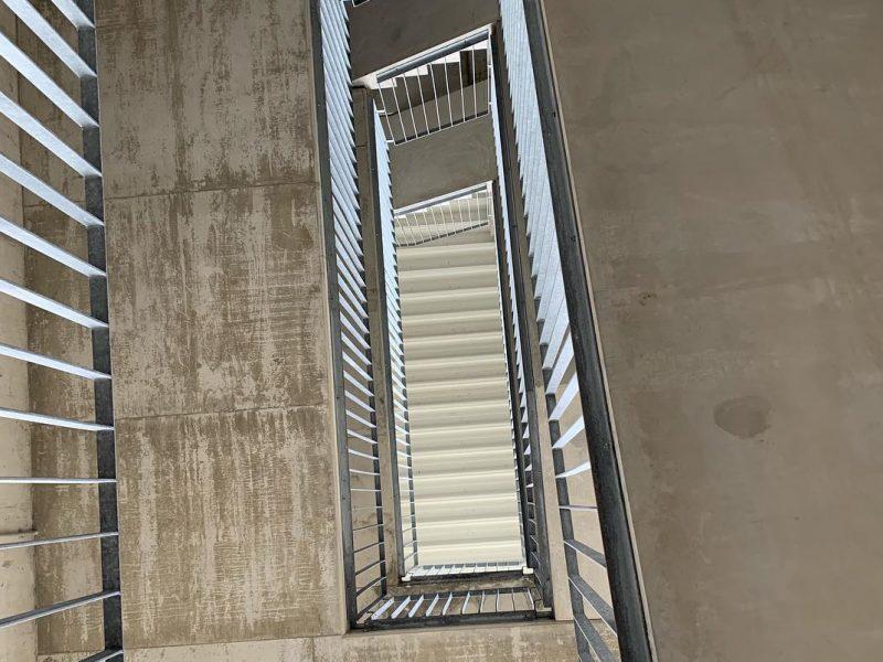 Das Treppenauge