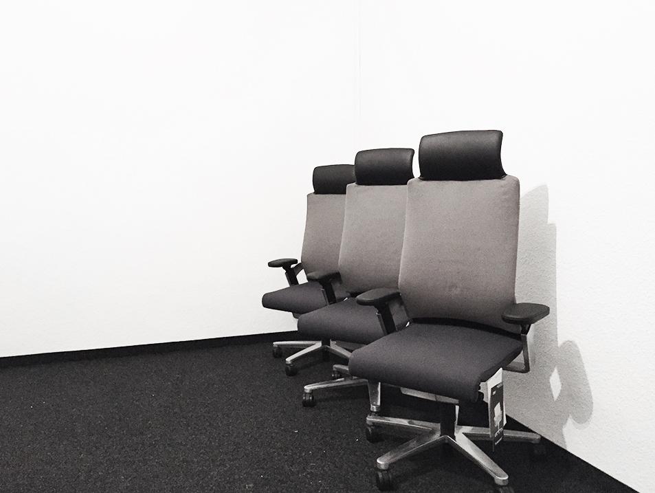 Neue Bürostühle – Ergonomisch