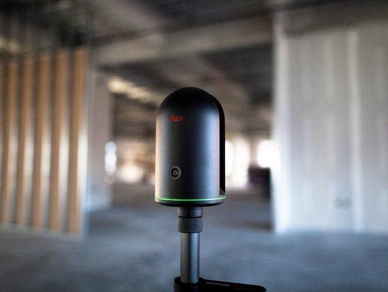 3D-Laservermessung